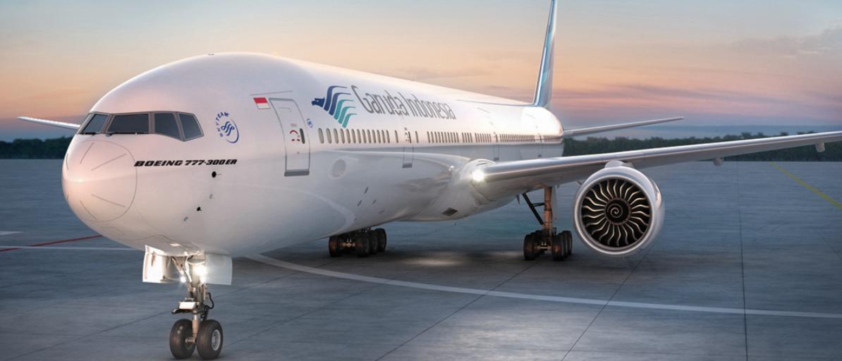Garuda Indonesia receives first of 14 A330-900 aircraft
