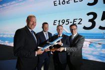 KLM Cityhopper selects Recaro Aircraft Seating for its E195-E2 jets