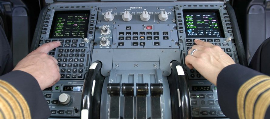 Lufthansa Systems and GE Aviation team up on inflight synchronisation of FMS and lido pilot solutions