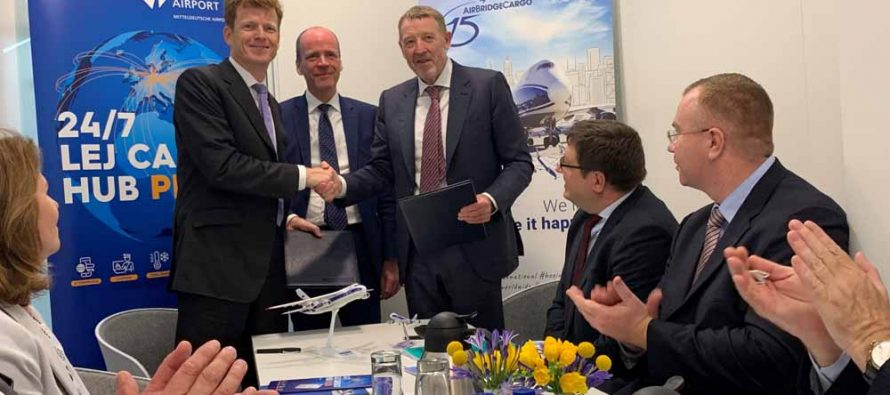Volga-Dnepr Group to create 500 new jobs following MOU with MFAG