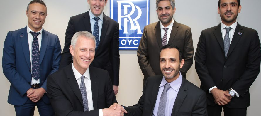 Rolls-Royce introduces new maintenance centre in Abu Dhabi