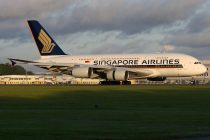 Singapore and Malaysia Airlines sign MOU