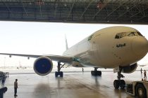 Volga-Dnepr Group introduces its first Boeing 777 for MRO services