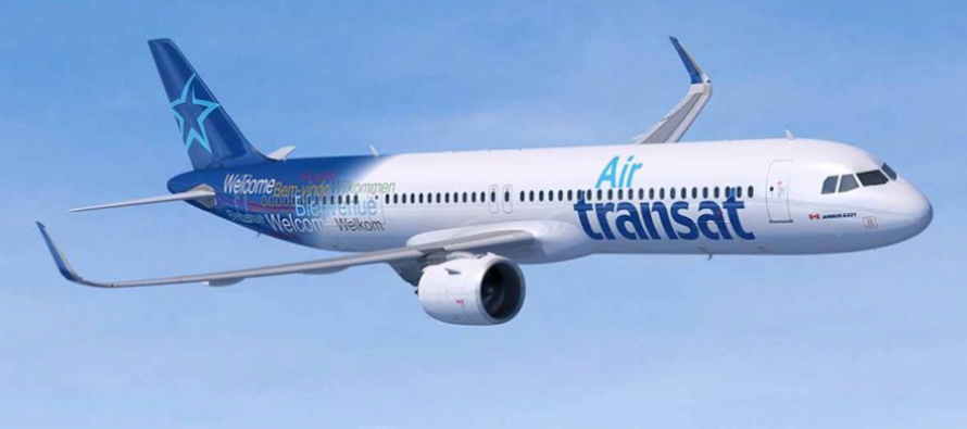 Air Transat achieves top certification for head office