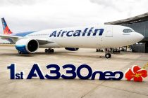 Aircalin takes delivery of two A330-900 aircraft