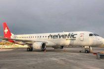 Helvetic Airways sells remaining five Fokker 100s