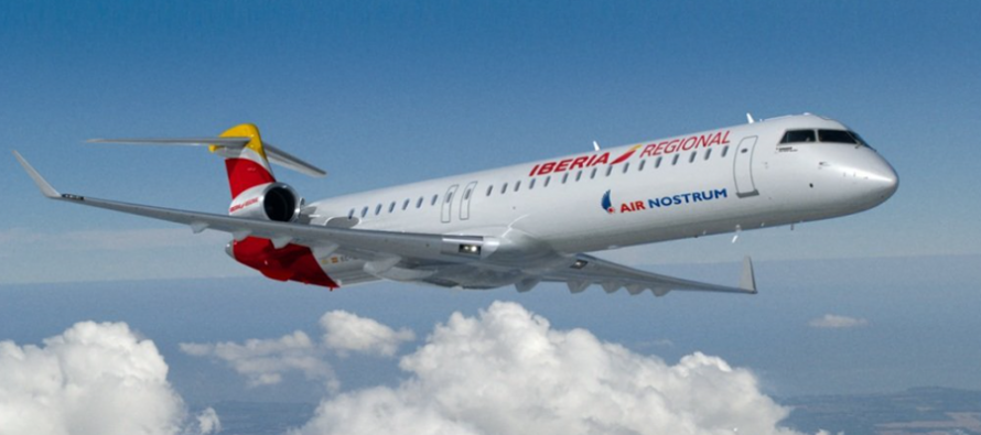 Proposed merger between CityJet and Air Nostrum gets EU approval
