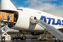 Atlas Air expands operations at its Kentucky facility