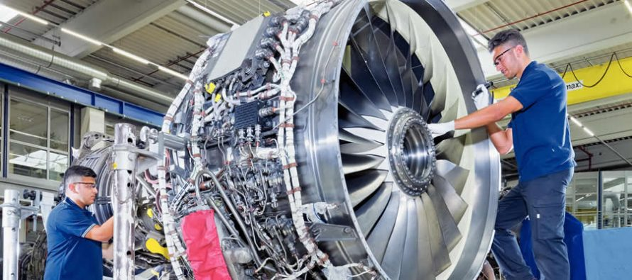 MTU Maintenance signs 13-year contract with JetBlue Airways