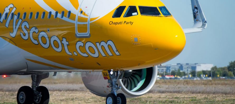 SMBC Aviation Capital signs deal with Scoot for six A321neo