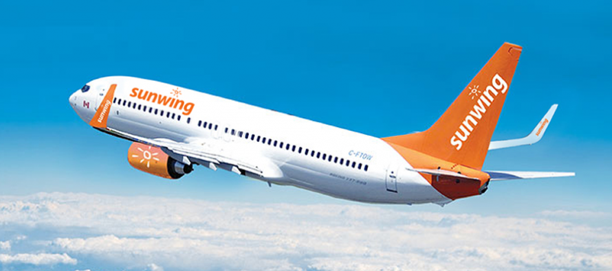 Sunwing revises winter schedule without grounded Boeing 737 Max jets