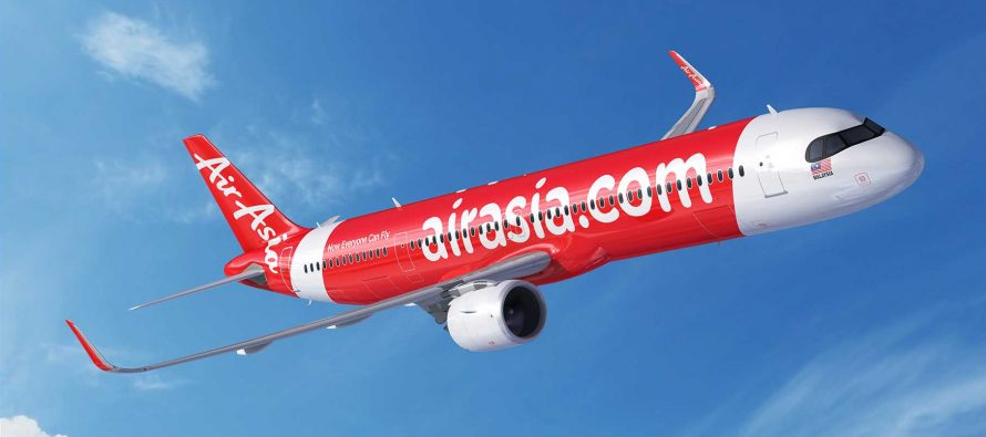 AirAsia launches new direct route from Chiang Rai to Hangzhou