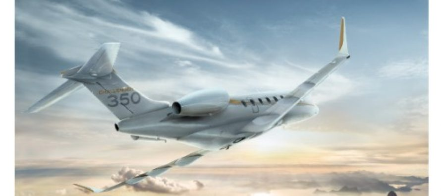 L.J. Aviation expands fleet with Bombardier Challenge 350 aircraft