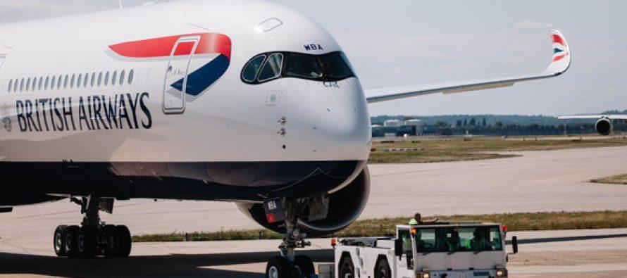 British Airways cancels 1,600 flights because of industrial strike action