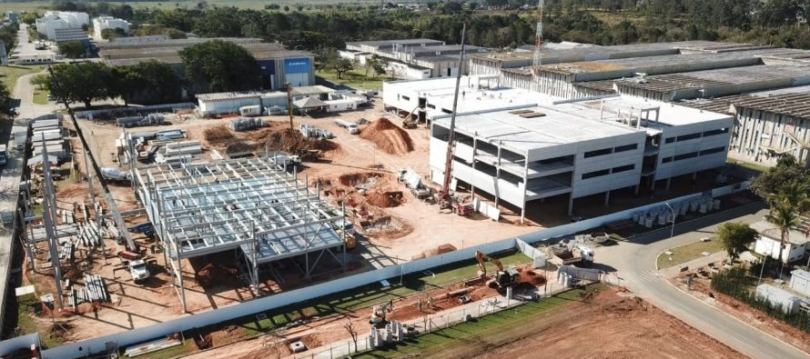 Embraer invests $30 million into São Paulo facility expansion