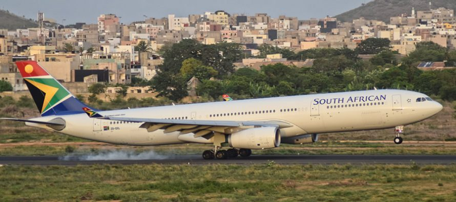 South African Airways expands codeshare agreement with Air Seychelles