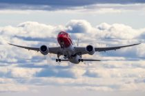 Norwegian Air carries 3.5 million passengers in August 2019