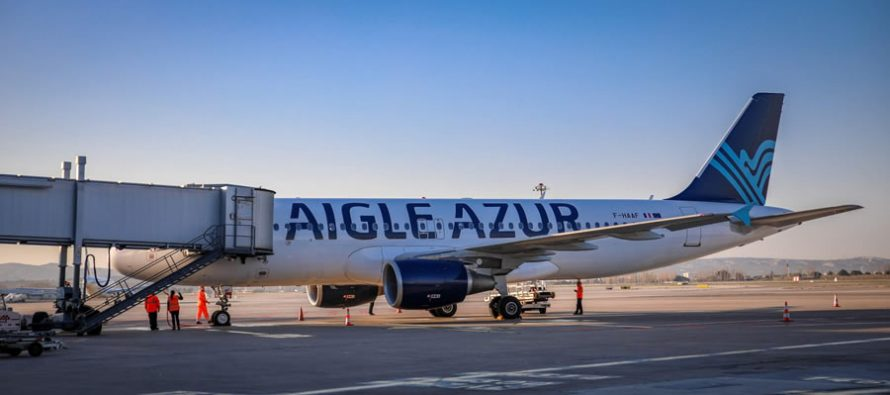 Aigle Azur files for bankruptcy and awaits potential buyout