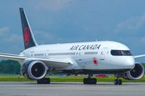 Air Canada suspends all flights to China