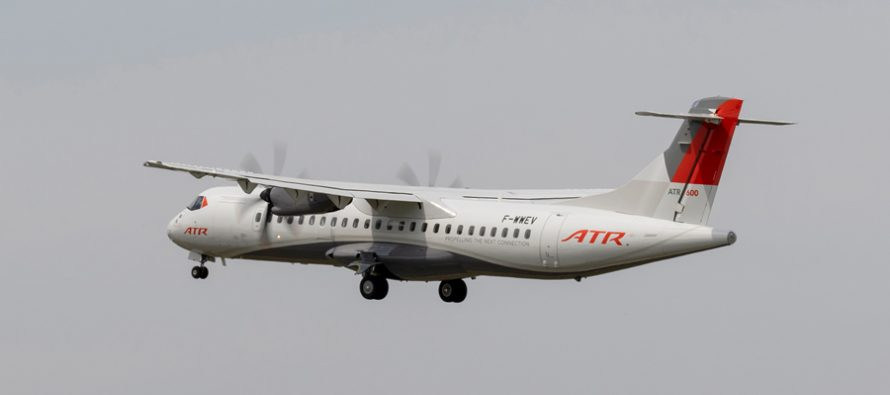 Tunisair Express acquires three ATR 72-600s