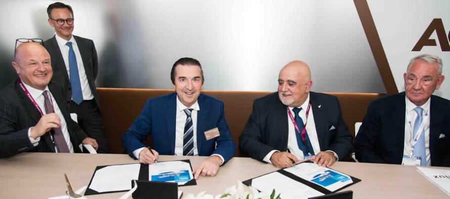 Comlux places order for fourth ACJ320neo