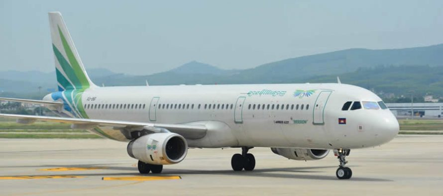 Cambodia's Lanmei Airlines signs up for flight operations software, Envision