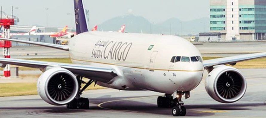 Saudia Cargo awards multi-station contract to Worldwide Flight Services