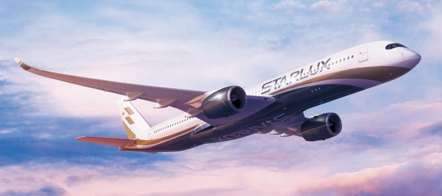 Taiwan's Starlux Airlines sets date for maiden voyage