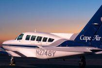 StandardAero provides MRO services for Cape Air