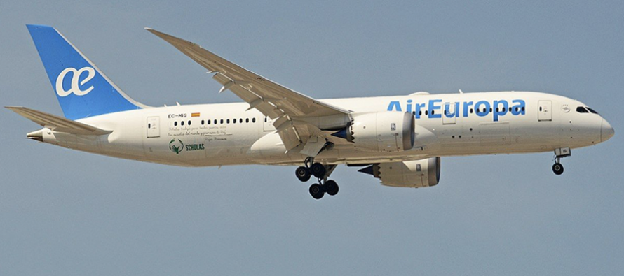 IAG signs €1 billion purchase agreement for Spain's Air Europa