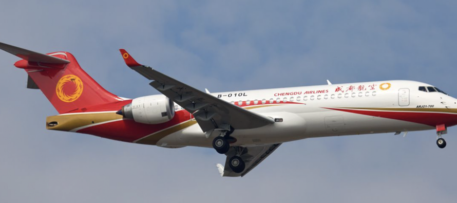 Chengdu Airlines introduces Vladivostok, Russia to Harbin, China route