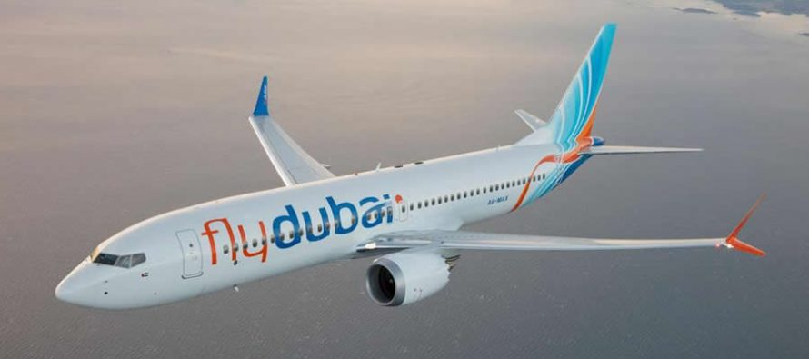 Flydubai increases its plan to reduce carbon emissions