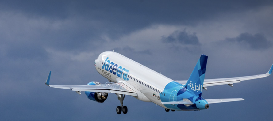 Jazeera Airways takes delivery of A320neo