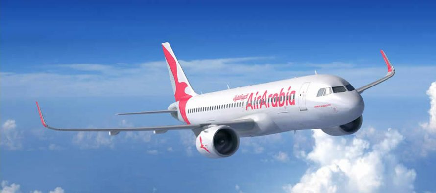 Air Arabia signs firm order for 120 Airbus aircraft
