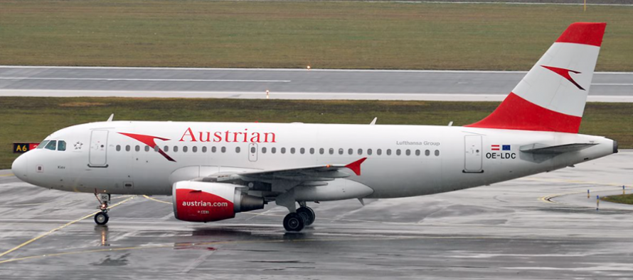 Austrian looks to replace Dash 8-400 fleet as first additional A320 completes maiden flight