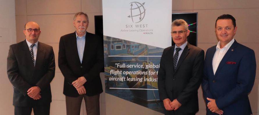 Six West and Malta MedAir start joint venture