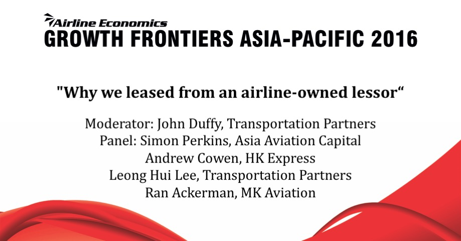 Growth Frontiers Hong Kong 2016 – Aviation News – daily news